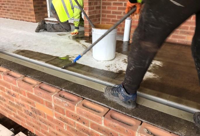Flat Roofing Newport Fibreglass Roofing Specialists